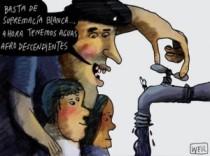 Dessin de Weil publié par le journal Tal Cual, Venezuela.