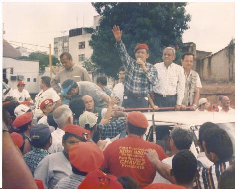 Manuel y Chavez