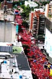 10 janvier 2013 à Caracas