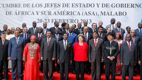 """Résultat de recherche d'images pour """"3 ème sommet Asa malabo"""""""