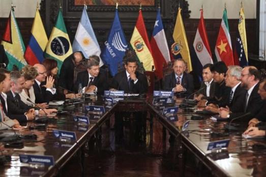 Ingérence américaine au Vénézuela Unasur1x19abril