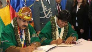 Bolivie, 25 mai 2013