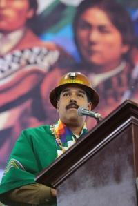 Nicolas Cochabamba Bolivia
