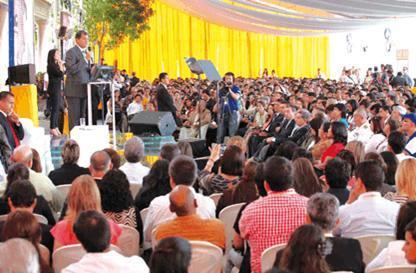 Presidente Correa Guayaquil cumbre del periodismo responsable 16 julio 2013