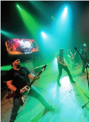 rock en caracas