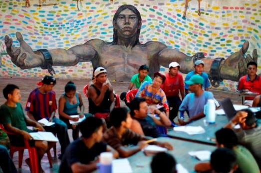 Université Indigène du Venezuela, conçue par les peuples originaires