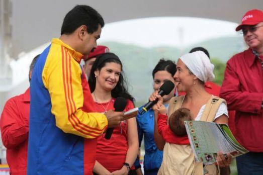 Presidente-Nicolás-Maduro-en-Sucre-4