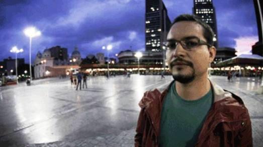 L'architecte Juan Vicente Pantin