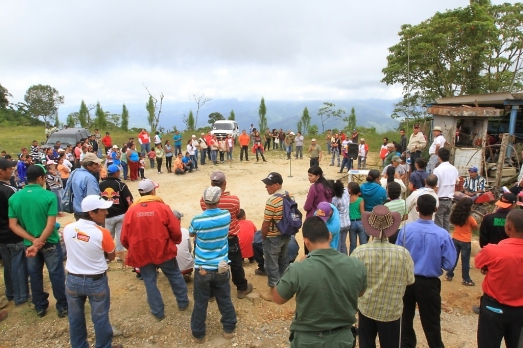 Commune Sabas Peralta, État de Lara. Photos : Leonardo Ramos
