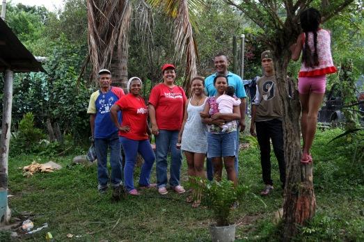 La Commune Máximo Viscaya, État de Yaracuy, octobre 2013. Photographies : Verónica Canino
