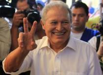 Salvador Sanchez Ceren, nouveau Président de la République du Salvador.
