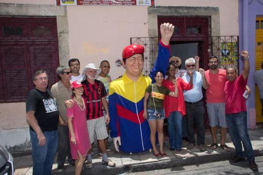 chavez en Olinda