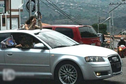 Poussées par la faim et les pénuries, les masses vénézuéliennes protestent contre la terreur du castro-communisme.