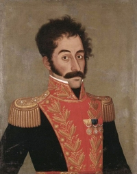 Simón Bolívar, par José Gil de Castro