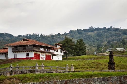 Hacienda La Carbonera