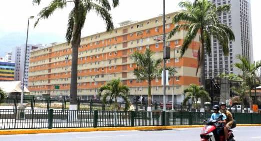 Nouveaux logements populaires récemment construits au coeur de Caracas (métro Bellas Artes).