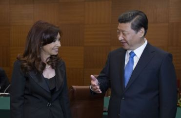 Cristina Fernandez et