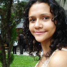 La journaliste vénézuélienne Neirlay Andrade