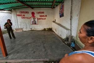 Lieu de réunion de la Commune ¨Rogelio Castillo Gamarra¨