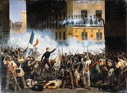 Juillet 1830, combats de la rue de Rohan