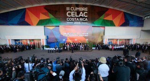 Sommet de la CELAC, Belen, Costa Rica (28-29 janvier 2015)