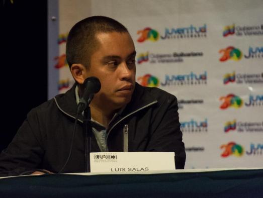 L'économiste Luis Salas Rodríguez