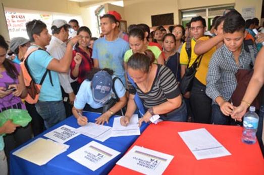 Signataires de l'appel au Nicaragua