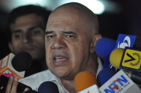 Chuo Torrealba, secrétaire général de la MUD