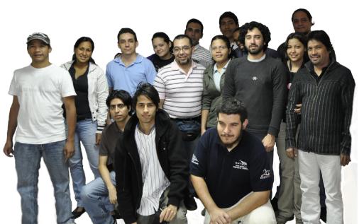 Équipe de concepteurs du système Canaima - Linux