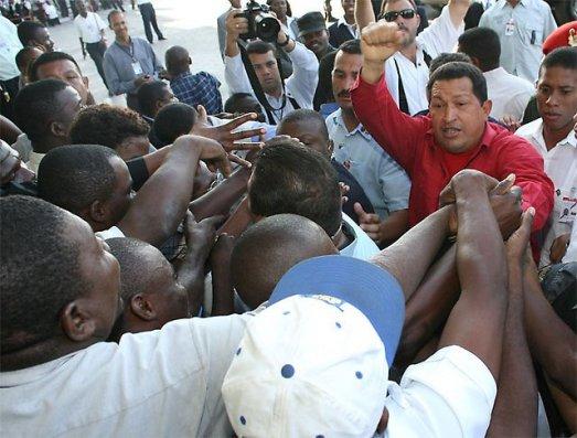 à la rencontre du peuple haïtien