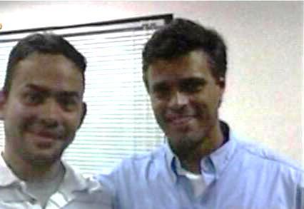 Leopoldo López et Pérez Venta