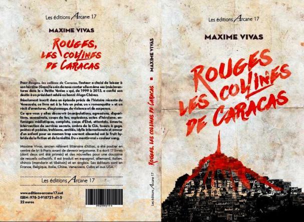 Couverture Maxime Vivas