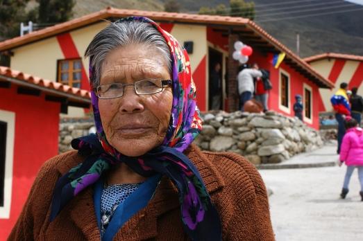 Comuna Los Apios Edo Mérida. Foto: Milangela Galea
