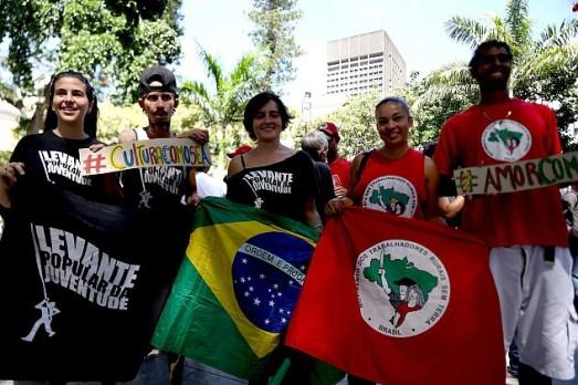Mouvements sociaux latino-américains soutenant la révolution bolivarienne, Caracas, 27 novembre 2015