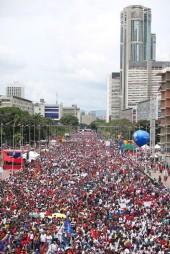 Mobilisation pour l'assemblée constituante, Caracas, 27 juillet 2017