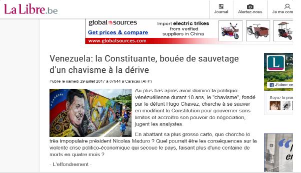 venezuelalibrebelgique