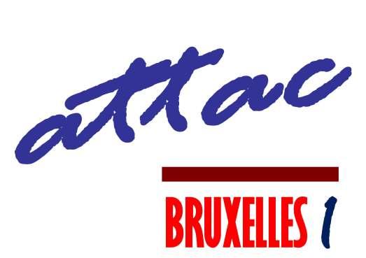 Affiche (Attac Bruxelles PICTO 18 mai 2016)