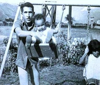 Le jeune Hugo Chávez