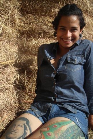 Rosaura Mendez es licenciada en gestion ambiental de la Universidad Bolivariana de Falcon 2