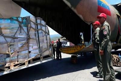 Venezuela-envía-ayuda-humanitaria-a-Antigua-y-Barbuda-tras-paso-de-Irma