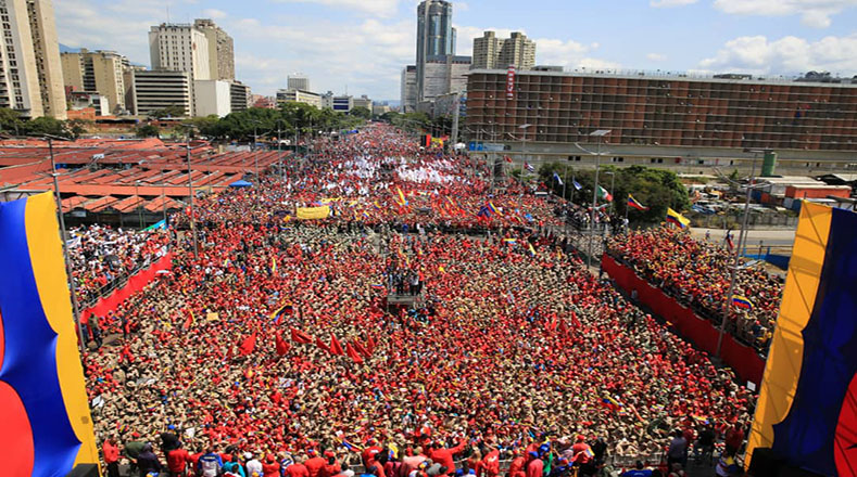 Bolivarian-Crowd