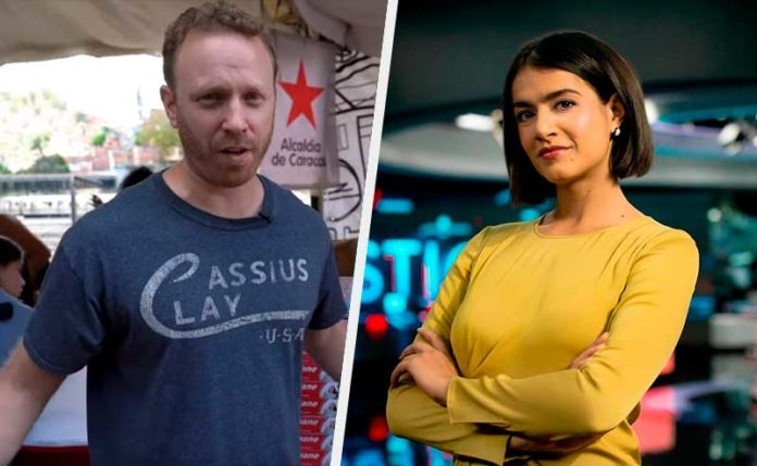 """Anya Parampil et Max Blumenthal: """"Le Venezuela n'est pas la dystopie dénoncée par les Etats-Unis »"""