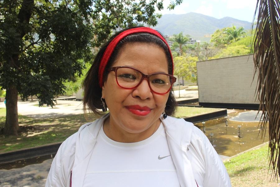 Asia Villegas, médecin et Vice-ministre de la Femme et de l'Égalité de Genre