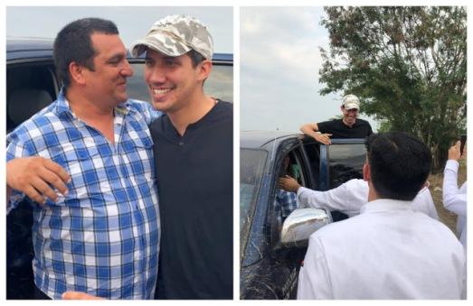 """Parmi les alliés de Juan Guaido, Les """"Rastrojos"""", organisation paramilitaire colombienne consacrée au trafic de drogue et responsable de plusieurs massacres"""