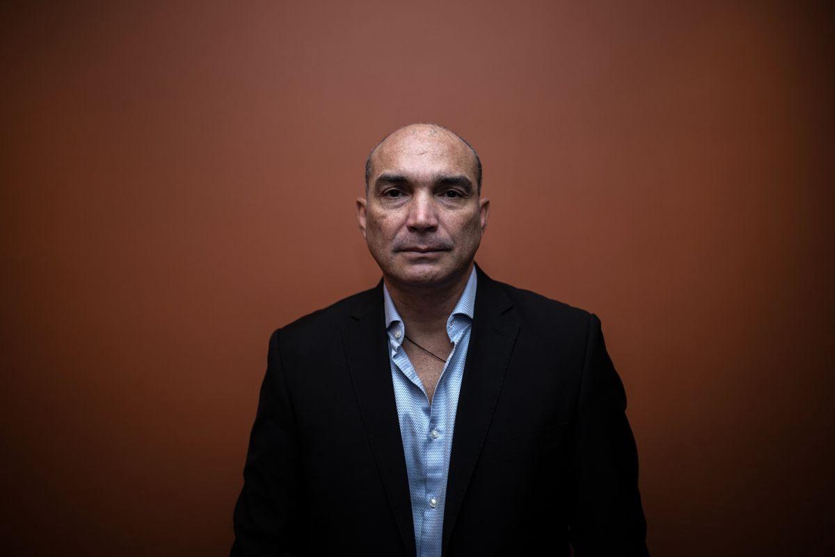 Oswaldo García Palomo a coordonné plusieurs tentatives de coup d'Etat depuis le territoire colombien. Photo: Bloomberg